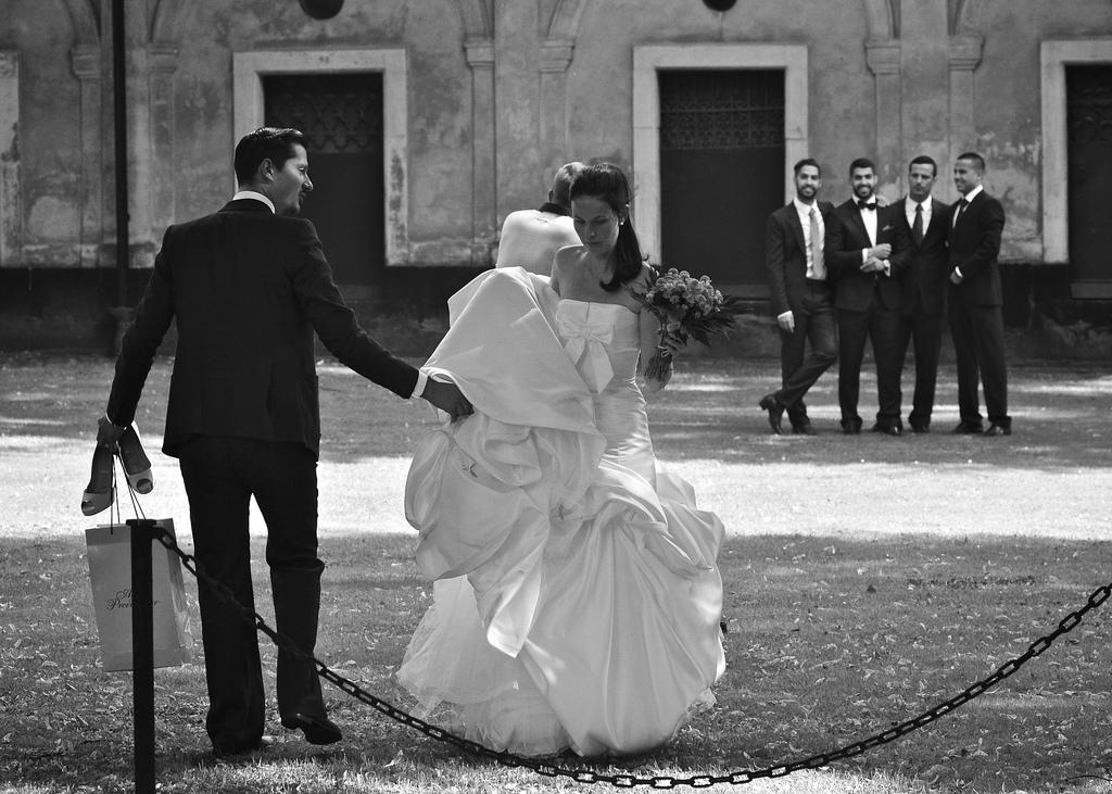 zaślubiny w pałacu