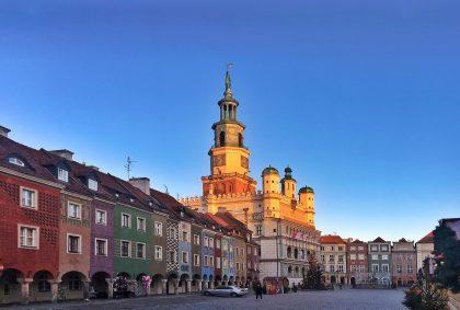 3 najpiękniejsze miasta w Polsce